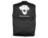 Selbstklebende KreidetafelnHundeDobermann - Hundesportweste mit Rückentasche MIL-TEC ®