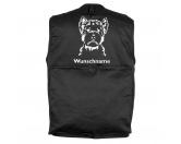 Küche & HaushaltServiettenWest Highland Terrier 2  - Hundesportweste mit Rückentasche MIL-TEC ®