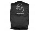 Bekleidung & AccessoiresHundesportwesten mit Hundemotiven inkl. Rückentasche MIL-TEC ®Havaneser 2 - Hundesportweste mit Rückentasche MIL-TEC ®