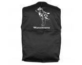 Leben & WohnenTeelichthalterHusky Siberian 2 - Hundesportweste mit Rückentasche MIL-TEC ®