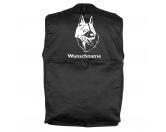 Taschen & RucksäckeCanvas Tasche HunderasseKarelischer Bärenhund - Hundesportweste mit Rückentasche MIL-TEC ®