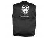 T-ShirtsHunderassen T-ShirtsMastiff 2 - Hundesportweste mit Rückentasche MIL-TEC ®