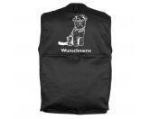 Bekleidung & AccessoiresHundesportwesten mit Hundemotiven inkl. Rückentasche MIL-TEC ®Yorkshire Terrier 3 - Hundesportweste mit Rückentasche MIL-TEC ®