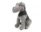 Bekleidung & AccessoiresHundesportwesten mit Hundemotiven inkl. Rückentasche MIL-TEC ®Alfie - Airedale - Türstopper Hund