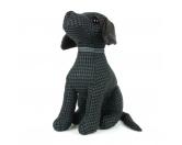 Weihnachten & GeburtstageWeihnachtsartikelBaylee Black Labrador - Türstopper Hund