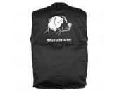 Bekleidung & AccessoiresHundesportwesten mit Hundemotiven inkl. Rückentasche MIL-TEC ®English Pointer 2 - Hundesportweste mit Rückentasche MIL-TEC ®