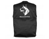 T-ShirtsHunderassen T-ShirtsHusky 3 - Hundesportweste mit Rückentasche MIL-TEC ®