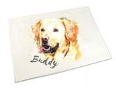 Bekleidung & AccessoiresHundesportwesten mit Hundemotiven inkl. Rückentasche MIL-TEC ®Handtuch: Labrador Retriever 2 50 x 100 cm