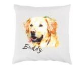 Für MenschenHunde Motiv Handtuch -watercolour-Kissenbezug: Labrador Retriever 2