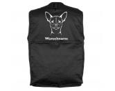 Taschen & RucksäckeShopper für HundefreundeChihuahua Kurzhaar 2 - Hundesportweste mit Rückentasche MIL-TEC ®