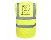 Für MenschenHundekalender 2020Akita - Hundesport Warnweste Sicherheitsweste mit Hundemotiv