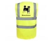 Taschen & RucksäckeCanvas Tasche HunderasseAppenzeller Sennenhund - Hundesport Warnweste Sicherheitsweste mit Hundemotiv