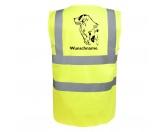 Taschen & RucksäckeCanvas Tasche HunderasseAustralian Shepherd - Hundesport Warnweste Sicherheitsweste mit Hundemotiv