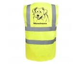 Für MenschenHundekalender 2020Australian Shepherd 2 - Hundesport Warnweste Sicherheitsweste mit Hundemotiv