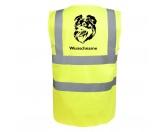 Schmuck & AccessoiresHunderassen Schmuck AnhängerAustralian Shepherd 3 - Hundesport Warnweste Sicherheitsweste mit Hundemotiv