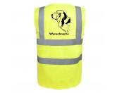 Tiermotiv TassenTassen HunderassenBasset - Hundesport Warnweste Sicherheitsweste mit Hundemotiv