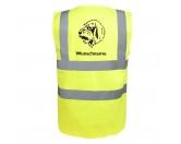 T-ShirtsHunderassen T-ShirtsBasset Griffon Vendéen - Hundesport Warnweste Sicherheitsweste mit Hundemotiv