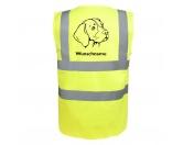 Tiermotiv TassenTassen HunderassenBeagle - Hundesport Warnweste Sicherheitsweste mit Hundemotiv