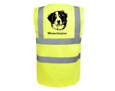 Taschen & RucksäckeBaumwolltaschenBerner Sennenhund 4 - Hundesport Warnweste Sicherheitsweste mit Hundemotiv