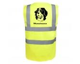Bekleidung & AccessoiresHundesportwesten mit Hundemotiven inkl. Rückentasche MIL-TEC ®Berner Sennenhund 5 - Hundesport Warnweste Sicherheitsweste mit Hundemotiv