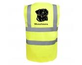 Für MenschenAuto-SonnenschutzCane Corso Italiano - Hundesport Warnweste Sicherheitsweste mit Hundemotiv