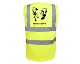 T-ShirtsHunderassen T-ShirtsChihuahua - Hundesport Warnweste Sicherheitsweste mit Hundemotiv