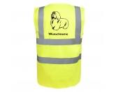 Für MenschenUNSERE BESTSELLERCoton de Tuléar- Hundesport Warnweste Sicherheitsweste mit Hundemotiv