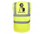 Taschen & RucksäckeCanvas Tasche HunderasseDeutsch Kurzhaar - Hundesport Warnweste Sicherheitsweste mit Hundemotiv