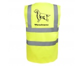 Bekleidung & AccessoiresHundesportwesten mit Hundemotiven inkl. Rückentasche MIL-TEC ®English Setter - Hundesport Warnweste Sicherheitsweste mit Hundemotiv