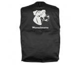 Taschen & RucksäckeCanvas Tasche HunderasseDeutscher Jagdterrier - Hundesportweste mit Rückentasche MIL-TEC ®