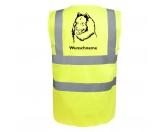 Taschen & RucksäckeCanvas Tasche HunderasseEurasier 2 - Hundesport Warnweste Sicherheitsweste mit Hundemotiv