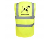 Schmuck & AccessoiresHunderassen Schmuck AnhängerFoxterrier Kurzhaar - Hundesport Warnweste Sicherheitsweste mit Hundemotiv