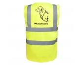 T-ShirtsHunderassen T-ShirtsGolden Retriever 3 - Hundesport Warnweste Sicherheitsweste mit Hundemotiv