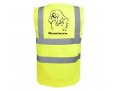Bekleidung & AccessoiresHundesportwesten mit Hundesprüchen inkl. Rückentasche MIL-TEC ®Havaneser 2 - Hundesport Warnweste Sicherheitsweste mit Hundemotiv