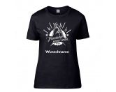 Bekleidung & AccessoiresGesichtsabdeckungHundespruch T-Shirt: Friendship