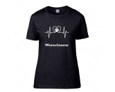 The Mountain FaceThe Mountain-Shirts HundeHundespruch T-Shirt: Herz 2 Damen