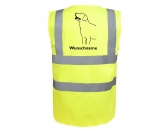 T-ShirtsHunderassen T-ShirtsLabrador Retriever 3 - Hundesport Warnweste Sicherheitsweste mit Hundemotiv