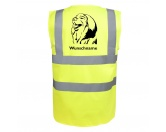Bekleidung & AccessoiresHundesportwesten mit Hundemotiven inkl. Rückentasche MIL-TEC ®Leonberger - Hundesport Warnweste Sicherheitsweste mit Hundemotiv