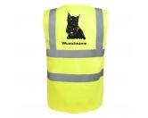 Schmuck & AccessoiresHunderassen Schmuck AnhängerScottish Terrier 3 - Hundesport Warnweste Sicherheitsweste mit Hundemotiv