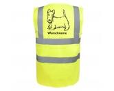 Schmuck & AccessoiresHunderassen Schmuck AnhängerScottish Terrier 4 - Hundesport Warnweste Sicherheitsweste mit Hundemotiv