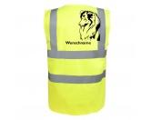 Leben & WohnenTeelichthalterShetland Sheepdog - Hundesport Warnweste Sicherheitsweste mit Hundemotiv
