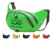 Taschen & RucksäckeCanvas Tasche HunderasseHundesport Bauchtasche Fun: Lieblingshund