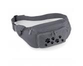 Bekleidung & AccessoiresHundesportwesten mit Hundesprüchen inkl. Rückentasche MIL-TEC ®Hundesport Bauchtasche - Pfötchen