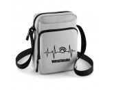 Bekleidung & AccessoiresSchals für TierfreundeOutdoor Leckerlietasche / Umhängetasche Herz 1