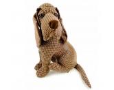 Socken mit TiermotivSocken mit HundemotivHenry Bloodhound - Türstopper Hund