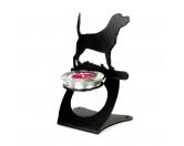 Taschen & RucksäckeShopper für HundefreundeBeagle Teelichthalter aus Stahl