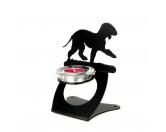 Bekleidung & AccessoiresHundesportwesten mit Hundemotiven inkl. Rückentasche MIL-TEC ®Bedlington Terrier Teelichthalter aus Stahl