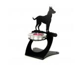 Bekleidung & AccessoiresHundesportwesten mit Hundemotiven inkl. Rückentasche MIL-TEC ®Belgischer Schäferhund Malinois Teelichthalter aus Stahl