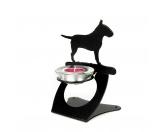 RucksäckeCanvas Rucksack HunderassenBullterrier Teelichthalter aus Stahl