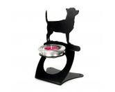 Taschen & RucksäckeShopper für HundefreundeChihuahua Teelichthalter aus Stahl